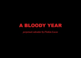A BLOODY YEAR